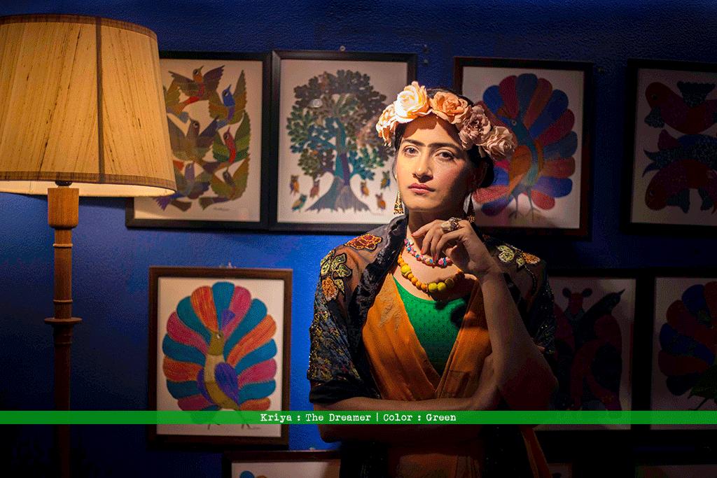 advi_saree_sari_blouse_indian_ethnic_bindigasm_stretchable_lycra_kriya_dreamer_green_dobby_cotton_1